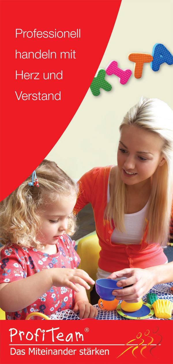 Fortbildung Erzieher/Innen Monika Veit Coaching ProfiTeam Flyer
